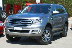 2019 Ford Everest UA II 2019.75MY Trend Silver 10 Speed Sports Automatic SUV Midland Swan Area Preview