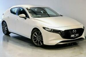 2019 Mazda 3 BP Series G25 Evolve White Sports Automatic South Morang Whittlesea Area Preview