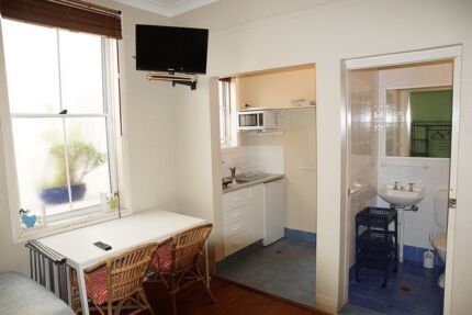 Studio living steps from Coogee Beach