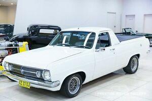 1966 Holden HR White Manual Utility Carss Park Kogarah Area Preview