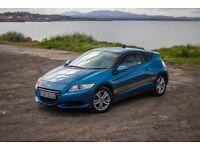 Honda CRZ 2011 Hybrid Blue 1.5 L Petrol Not Civic Fiesta Corsa Clio