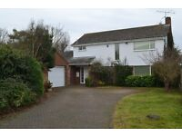 FOUR BEDROOM DETACHED HOUSE FOR RENT IN HARSTON, CAMBRIDGE