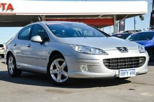 2010 Peugeot 407 MY09 Upgrade ST HDi Touring Executive Grey 6 Speed Tiptronic Sedan Osborne Park Stirling Area Preview