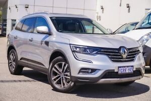 2018 Renault Koleos HZG Intens X-tronic Silver 1 Speed Constant Variable Wagon Osborne Park Stirling Area Preview