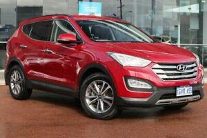 2015 Hyundai Santa Fe DM2 MY15 Elite Red 6 Speed Sports Automatic Wagon
