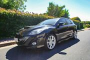 2011 Mazda 3 BL1031 MPS Luxury Black 6 Speed Manual Hatchback Hove Holdfast Bay Preview