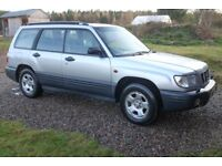 Subaru Forester All-weather 4x4 Petrol Manual