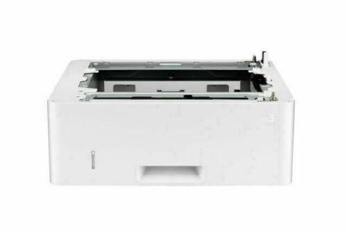 Genuine HP LaserJet Pro 550-sheet Feeder Tray - White Model: D9P29A *NEW*