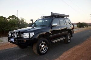 2006 Landcruiser Hdj100 5spd Auto Factory Turbo Wagon Herne Hill Swan Area Preview