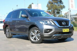 2017 Nissan Pathfinder R52 Series II MY17 ST X-tronic 2WD Grey 1 Speed Constant Variable Wagon Penrith Penrith Area Preview