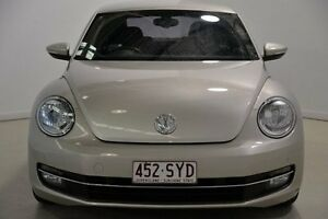 2012 Volkswagen Beetle 1L MY13 Coupe Silver 6 Speed Manual Liftback Mansfield Brisbane South East Preview
