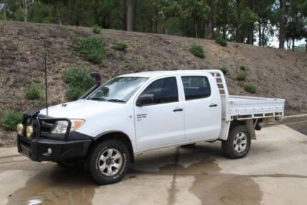 2007 4X4 SR Toyota Hilux