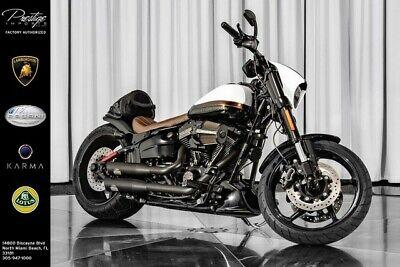 2017 Harley-Davidson CVO Pro Street Breakout (FXSE)  2017 Harley-Davidson CVO Pro Street Breakout (FXSE)