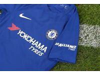 Chelsea Home Shirt Medium - 2017/18