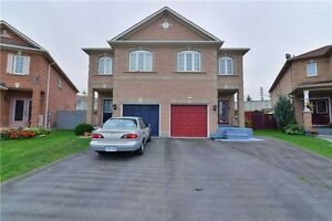 Newly Painted Well Kept 3 Bedroom Semi Detach House