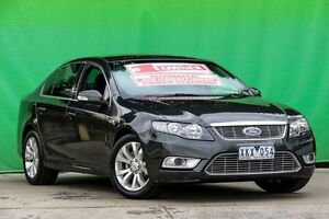 2009 Ford Falcon FG G6E Grey 6 Speed Sports Automatic Sedan Ringwood East Maroondah Area Preview