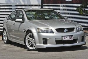 2006 Holden Commodore VE SS V Silver 6 Speed Sports Automatic Sedan Mount Gravatt Brisbane South East Preview