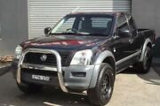 2006 Holden Rodeo RA MY06 Upgrade LX Black 5 Speed Manual Space Cab Pickup Riverstone Blacktown Area Preview