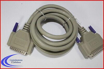 Laplink Kabel - 25 polig Stecker auf 25 poliger Stecker - Seriell...