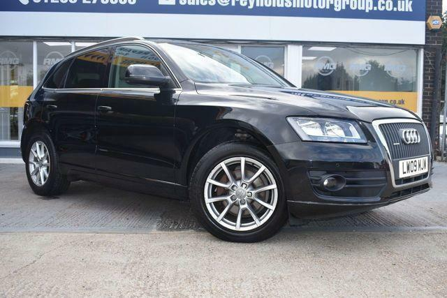 2009 09 Audi Q5 2 0tdi Good And Bad Credit Finance Available In