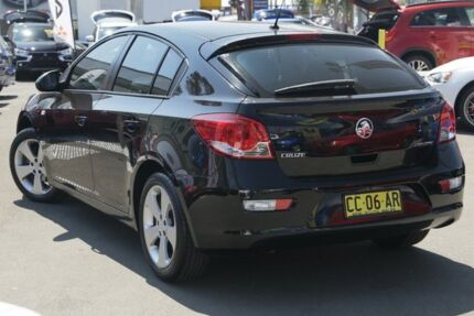 2014 Holden Cruze JH Series II MY14 Equipe 6 Speed Sports Automatic Hatchback