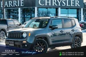 2017 Jeep Renegade ***LATITUDE PACKAGE***FACTORY REMOTE STARTER*