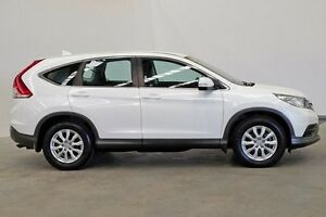 2013 Honda CR-V RM VTi White 5 Speed Automatic Wagon