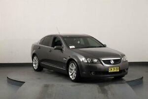 2009 Holden Calais VE MY09.5 V Black 6 Speed Automatic Sedan