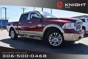 2014 Ram 1500 Longhorn | Leather | Navigation | Heated & Cooled