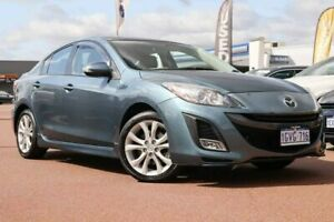 2009 Mazda 3 BL10L1 SP25 Activematic Blue 5 Speed Sports Automatic Hatchback