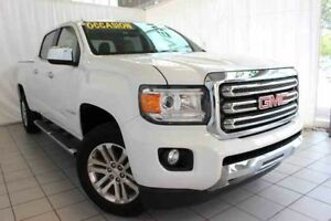 2015 GMC CANYON 4WD CREW CAB SLT, CUIR, CAMERA, BLUETOOTH