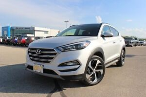 2017 Hyundai Tucson SE *LEATHER SUNROOF*