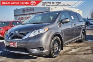 2015 Toyota Sienna LE 8 Pass with Power Sliding Doors