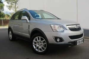2012 Holden Captiva CG Series II MY12 5 AWD Silver 6 Speed Sports Automatic Wagon Old Reynella Morphett Vale Area Preview