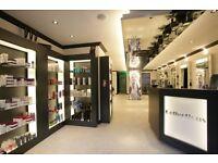 Hair Salon Receptionist Vacancy - Salon Experience Preferred