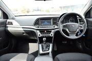 2016 Hyundai Elantra AD MY17 Active Blue 6 Speed Sports Automatic Sedan Ingle Farm Salisbury Area Preview