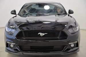 2015 Ford Mustang FM GT Fastback Black 6 Speed Manual Fastback Mansfield Brisbane South East Preview