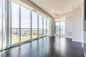 Boasts Floor To Ceiling Windows, 9Ft. Ceiling