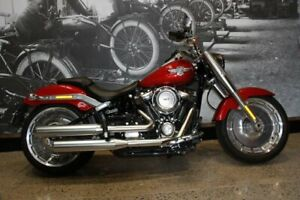2019 Harley-Davidson FAT BOY 107 (FLFB) Road Bike 1745cc Blacktown Blacktown Area Preview