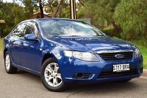 2010 Ford Falcon FG XT Blue 6 Speed Sports Automatic Sedan St Marys Mitcham Area Preview