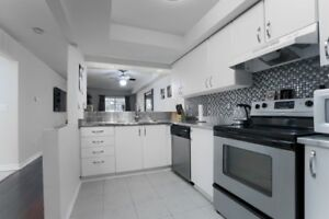 Freshly Renovated 2 Bedroom Stacked Townhouse