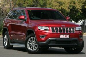 2015 Jeep Grand Cherokee WK MY15 Laredo Red 8 Speed Sports Automatic Wagon Chermside Brisbane North East Preview