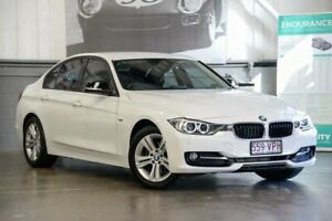 2015 BMW 316i F30 MY1114 Sport Line White 8 Speed Automatic Sedan Albion Brisbane North East Preview