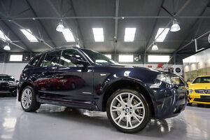 2010 BMW X3 E83 MY10 xDrive 20D Lifestyle Carbon Black 6 Speed Steptronic Wagon Port Melbourne Port Phillip Preview