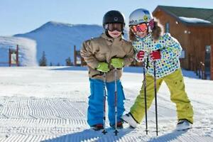 Looking for kids ski gear for 4-6 year old