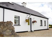 Traditional Irish 3 bed Cottage in Stunning 12 Acres of Farm Land - Mountain & Ocean Views.Sale/Swap