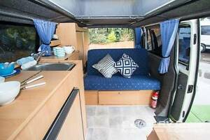 U3266 VW 4 MOTION Frontline 2 Berth Pop-top, FULL SERVICE HISTORY Penrith Penrith Area Preview