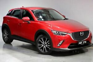 2017 Mazda CX-3 DK sTouring Red Sports Automatic South Morang Whittlesea Area Preview