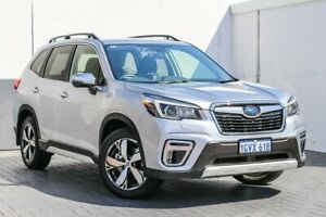 2019 Subaru Forester S5 MY19 2.5i-S CVT AWD Silver 7 Speed Constant Variable Wagon Maddington Gosnells Area Preview