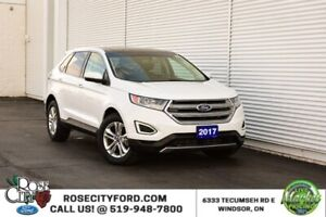 2017 Ford Edge SEL / ACCIDENT FREE / REMOTE START / BACK UP CAM